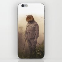 Jungle Jaguar iPhone & iPod Skin