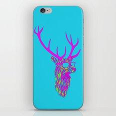 Party deer iPhone & iPod Skin