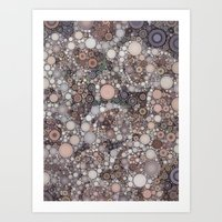 :: Gray Sky Morning :: Art Print