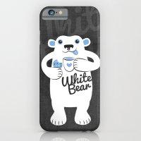 White Bear iPhone 6 Slim Case