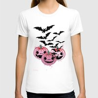 halloween T-shirts featuring Halloween by mark ashkenazi
