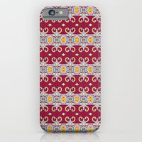 iPhone & iPod Case featuring Mix&Match Indian Summer 02 by Karma Cases