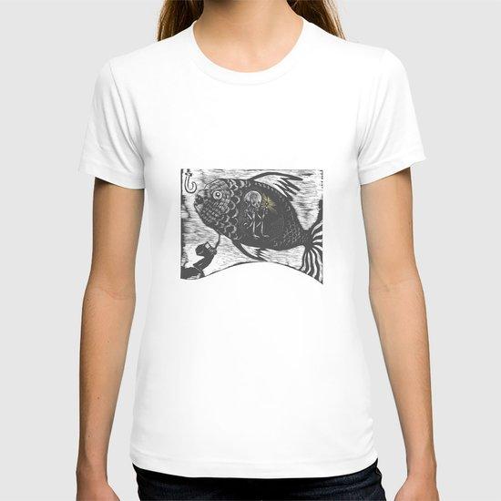 Hungry Fish T-shirt