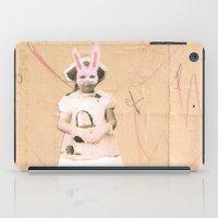 Imaginary Friends- Bunny iPad Case