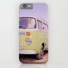 Let's go somewhere new iPhone 6 Slim Case