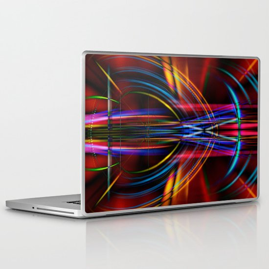 The Barrier Laptop & iPad Skin