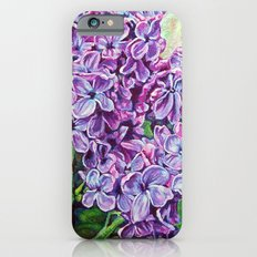 Lilacs  iPhone 6 Slim Case