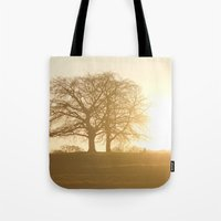 The light within us Tote Bag