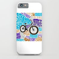 iPhone & iPod Case featuring Standard 26 by Chris Piascik