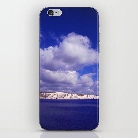 Bluebirds Over... iPhone & iPod Skin
