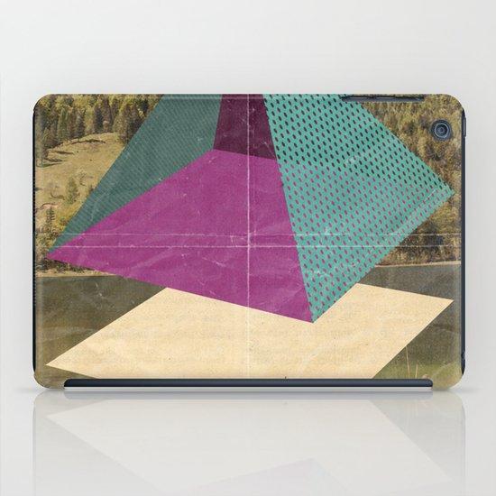 piramidi&nuvole iPad Case