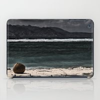 Desert Island iPad Case