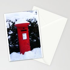Christmas Card Time Stationery Cards