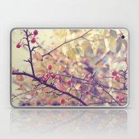 Berry Christmas Laptop & iPad Skin