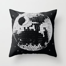 thats not a disco Throw Pillow
