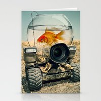 On the Move Stationery Cards