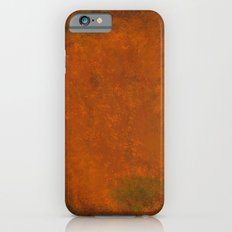 Weathered Copper Texture iPhone 6s Slim Case