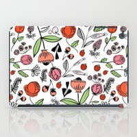 Spring Bouquet iPad Case