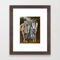 New Void Framed Art Print