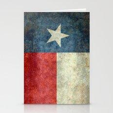 Texas Flag - Retro 1 Stationery Cards