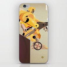 Oops (BumbleBee) iPhone & iPod Skin