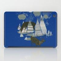 magic mountains iPad Case
