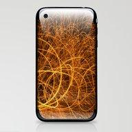 Home Made Fireworks iPhone & iPod Skin