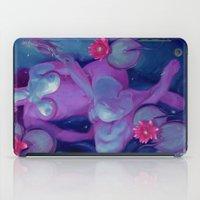 Sadie's Underwater Dream iPad Case