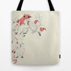 Non Wind-Up Robin Tote Bag