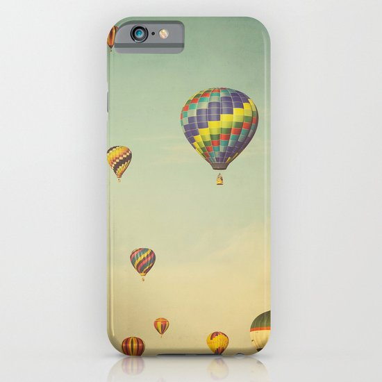 Floating in Space iPhone & iPod Case