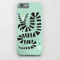 iPhone & iPod Case featuring Sandworm by Mike Oncley