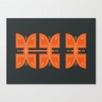 Hi Canvas Print
