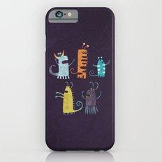 Secretly Vegetarian Monsters Slim Case iPhone 6s