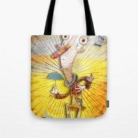 Clown Tote Bag