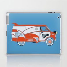Pee Wee's Big Adventure Van Laptop & iPad Skin