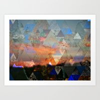 Once Upon A Wakarusa Art Print