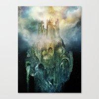 Istleberg Canvas Print