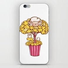 Popcorn Tree iPhone & iPod Skin
