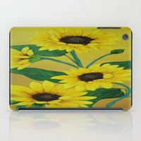 Sunny and bright iPad Case