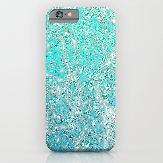 Ocean Whirl iPhone & iPod Case