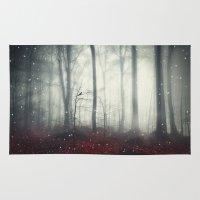 Spaces VII - Dreaming Woodland Rug