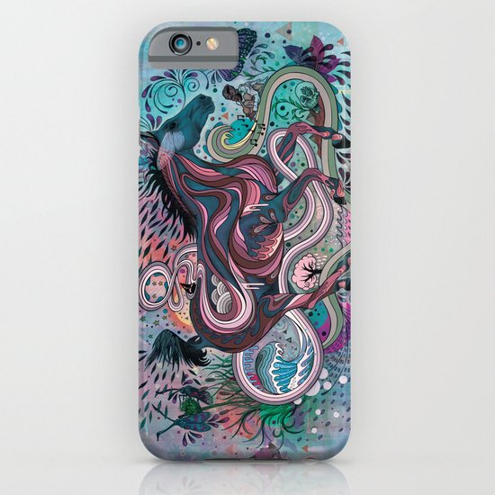Poetry in Motion iPhone & iPod Case
