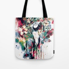 Interpretation of a dream - Parrot II Tote Bag