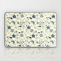 Birds N Flowers Laptop & iPad Skin