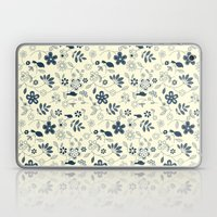 C13 Birds N Flowers Laptop & iPad Skin