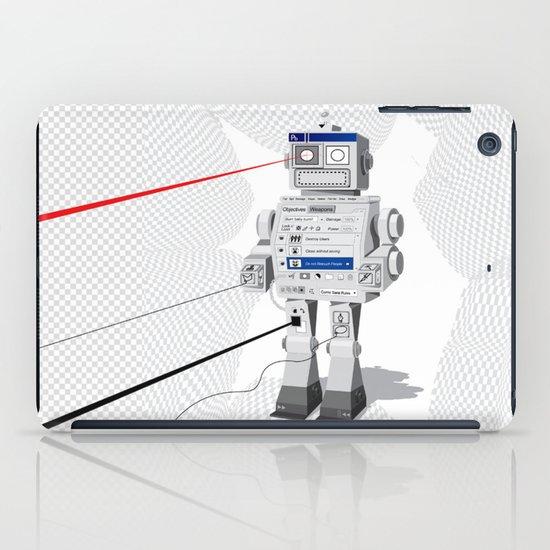 Photobot iPad Case