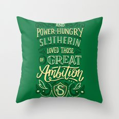 Great Ambition Throw Pillow