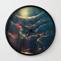 Someday Wall Clock