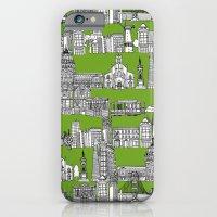 San Francisco green iPhone 6 Slim Case