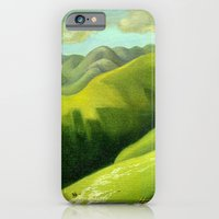 Mustering at the End of the Farm iPhone 6 Slim Case